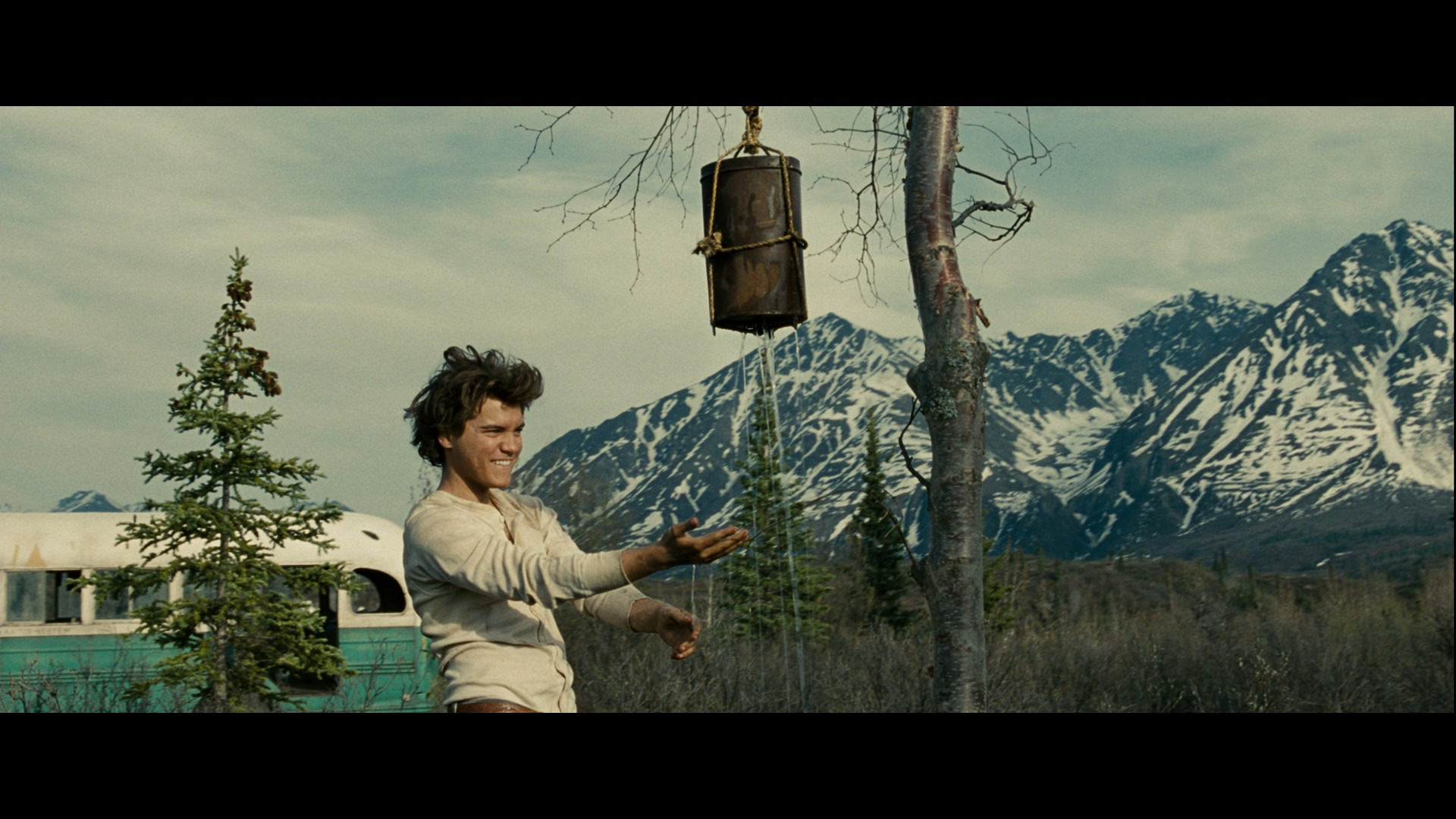 into the wild film essays There were also reference when the film went back in time  and back to the present time essays related to film assignment - into the wild 1.